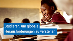 MA-Studiengang Theologie und Globale Entwicklung